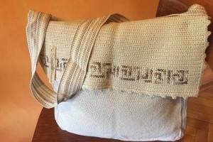 Unikatna heklana torba