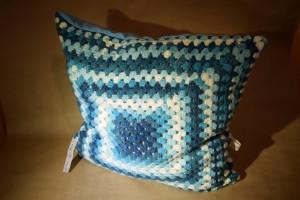 Unikatna dekorativna jastučnica
