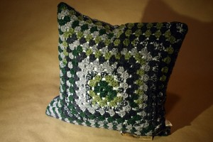 Unikatna dekorativna jastucnica