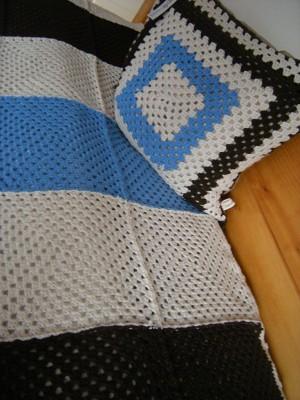 Unikatni dekorativni prekrivač
